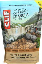CLIF: White Chocolate Granola, 10 oz