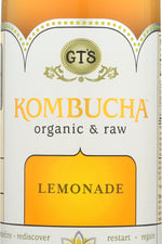 GT'S ENLIGHTENED KOMBUCHA: Citrus Drink, 16 oz