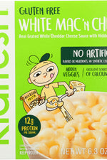 KIDFRESH: Gluten Free White Mac N' Cheese, 6.30 oz