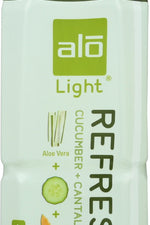 ALO: Light Refresh Cucumber plus Cantaloupe, 16.9 oz