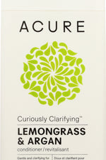 ACURE: Curiously Clarifying Conditioner Lemongrass & Argan, 12 fl oz