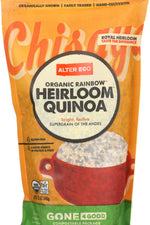 ALTER ECO: Rainbow Quinoa Heirloom, 12 oz