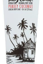 ALAFFIA: Coconut Body Lotion Purely Coconut, 8 fl oz