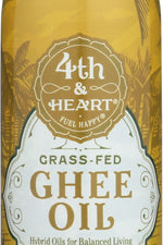 4TH & HEART: Sprayable Ghee Oil, 5 fl oz