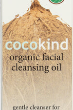 COCOKIND: Organic Facial Cleansing Oil, 60 ml