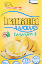 BANANA WAVE: Banana Milk, 32 oz