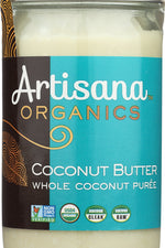 ARTISANA: Coconut Raw Nut Butter, 14 Oz