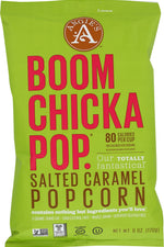 ANGIE'S: Boom Chicka Pop Salted Caramel Popcorn, 6 oz