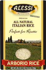 ALESSI: Rice Arborio, 26.4 oz