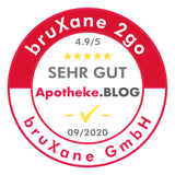 bruXane Zahnschiene, 2er-Set