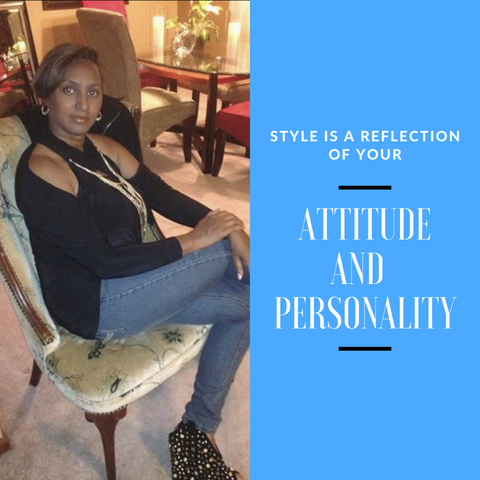 Stly is a reflection of your attitude and personality | Ejiji Boutique