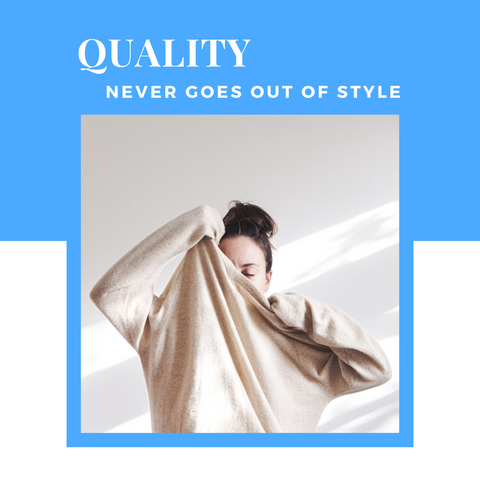 Quality never goes out of style | Ejiji Boutique