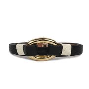 Timber Gold Men's Leather Bracelet