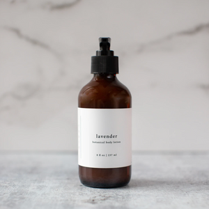 LAVENDER BOTANICAL BODY LOTION