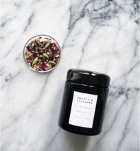 Load image into Gallery viewer, ROSE & CARDAMOM ASSAM BLACK TEA