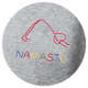 Sweat namasté gris