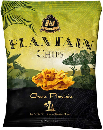 Picture of Plantain Chips (Olu Olu Green Plantain)