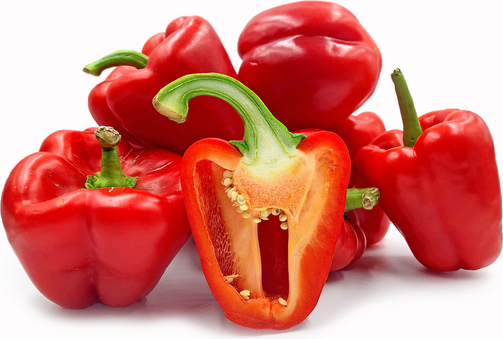 Picture of Red Caps / Red Bell Pepper