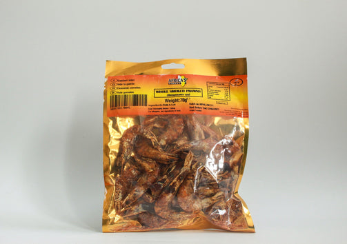 Picture of Dry Prawns
