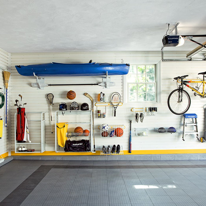 How To Give Your Garage the Ultimate Makeover