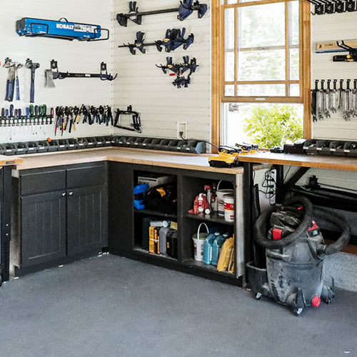 Give Your Garage the Makeover it Deserves