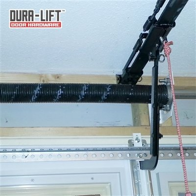 DURA-LIFT .218 Garage Door Torsion Spring (White)