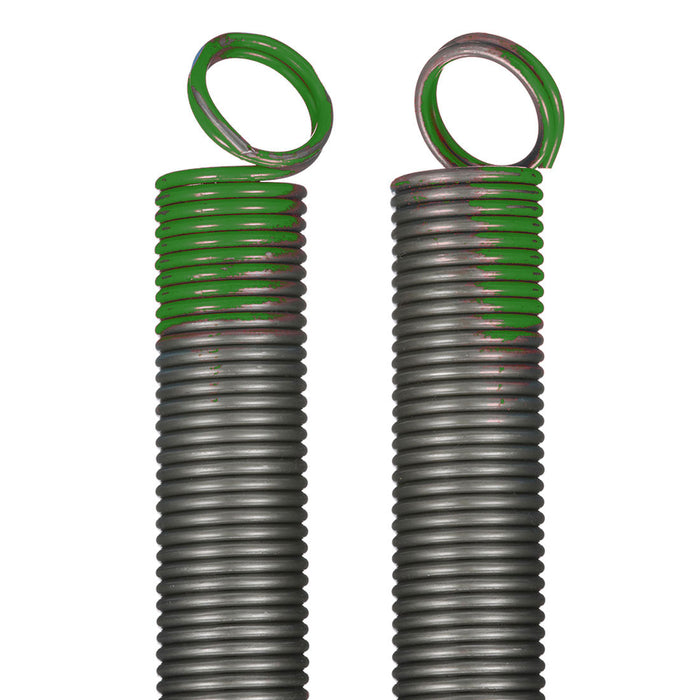 DURA-LIFT Heavy-Duty Doubled-Looped Garage Door Extension Spring (2-Pack)