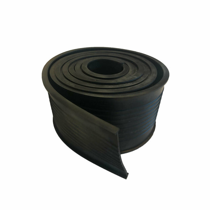 "DURA-LIFT Rubber Garage Door Bottom Seal, 5/16"" Double-T, 3.5"" Wide"