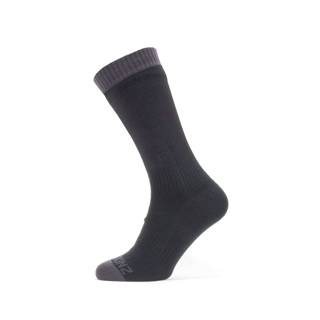 Waterproof Warm Weather Mid Length Sock