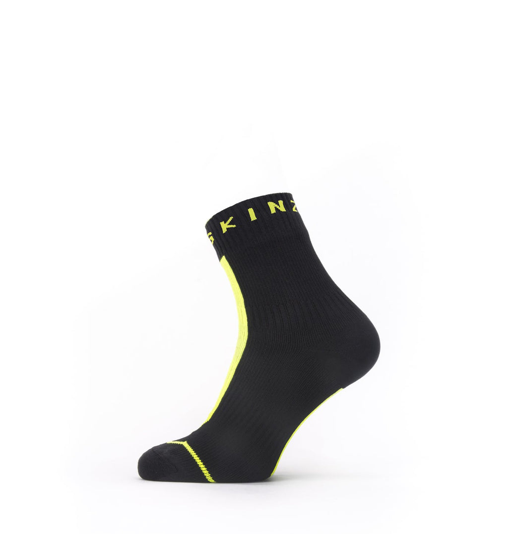 Waterproof All Weather Ankle Length Sock with Hydrostop