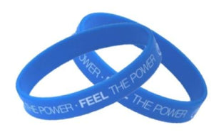 24 hour Express Printed Silicone Wristbands - Promotions Only Wristbands