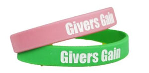 6 Day Express Printed Silicone Wristbands - Promotions Only Wristbands