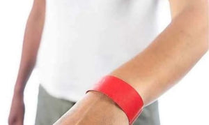 Paper Wristbands -Tyvek Unbranded - Promotions Only Wristbands