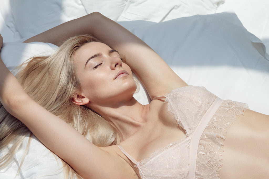 ROCK-A-BYE BEAUTY: WHY SLEEP IS EVERYTHING