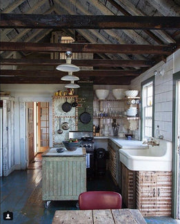 Kitchen in Provincetown, Massachusetts