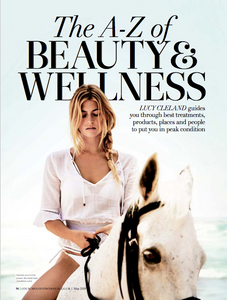 Press: The A-Z of Beauty & Wellness