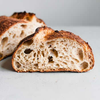 Overnight Sourdough Bread Recipe
