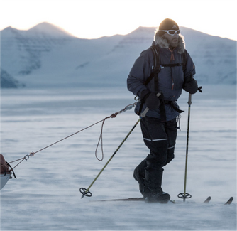 Polar Explorer Ben Saunders Powered by Potage