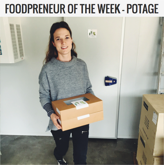 An interview with Georgia Cummings, founder of Potage