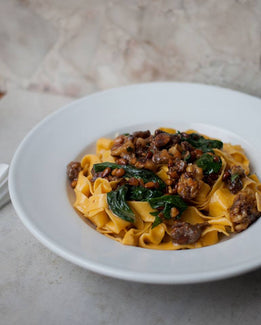 Our top 5 London restaurants for fresh pasta