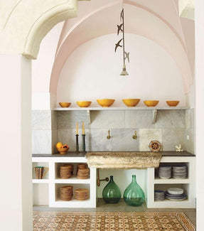 Peter Benson Miller's kitchen in Lebanon
