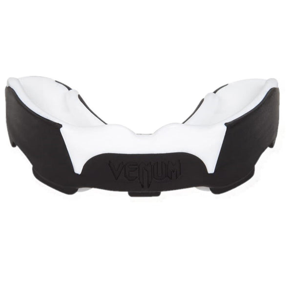 Venum Predator Adult Mouthguard - Black/White