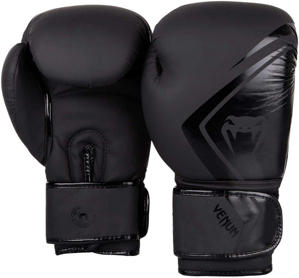 Venum Contender 2.0 Boxing Gloves - Black