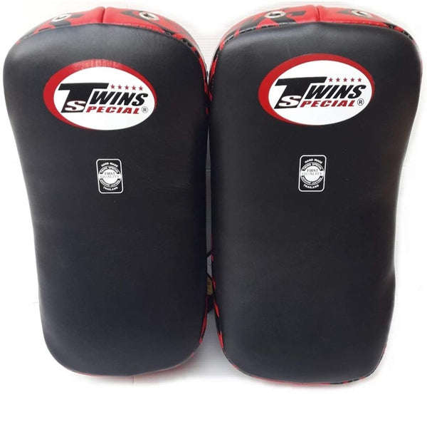 Twins Special KPL-10  Kicking Pad - Black Red
