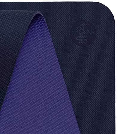Manduka begin yoga mat - NAVY