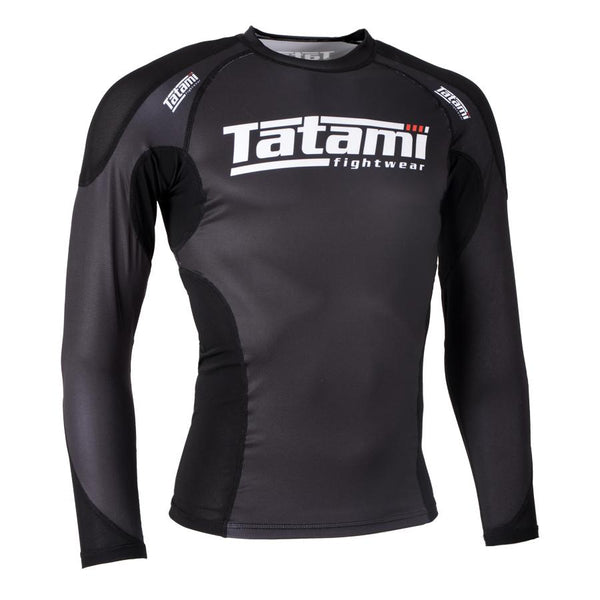 Tatami Fightwear Technical Rash Guard Black