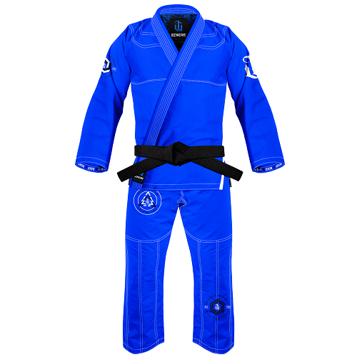 War Tribe The IceWeave Gi Blue