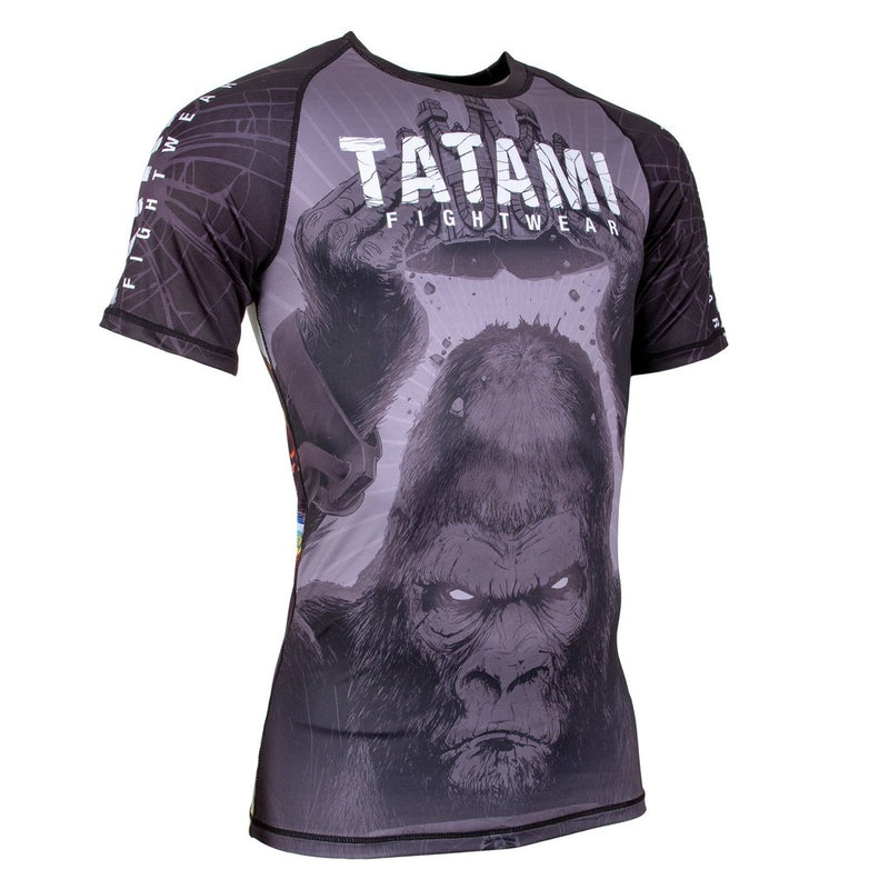 Tatami Fightwear King Kong Short Sleeve Rash Guard