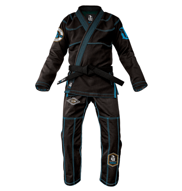 War Tribe Legacy Gi Black-Teal