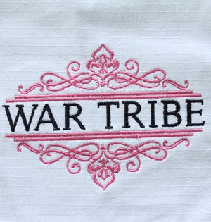 War Tribe Lioness Gi White